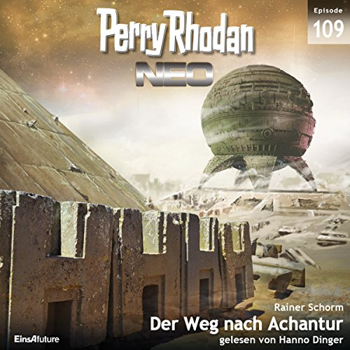 Der Weg nach Achantur cover art