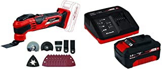 Einhell VARRITO Power X-Change Cordless Multifunction Tool, 18V, Engine Speed: 11000-200, Vibration Frequency: 22000-40000...