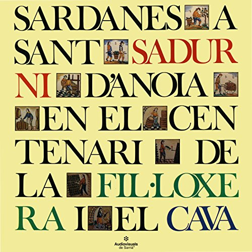 Sardanes a Sant Sadurní d