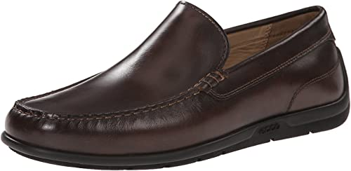 Ecco Hommes's Classic MOC 2.0 Penny Loafer