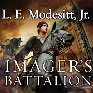 Imager's Battalion audiobook cover art