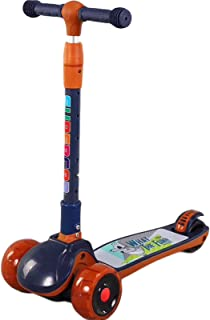 COOLBABY Scooters for Kids - 3 Wheel Toddler Scooter for Boys & Girls - Toddlers and Kids Toys for 1 Year Old and Up - Thr...