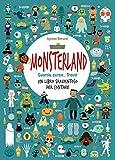 Monsterland. Guarda, cerca... trova! Un libro spaventoso per contare