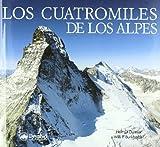 Altas montañas de los Alpes