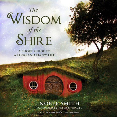 The Wisdom of the Shire audiobook cover art