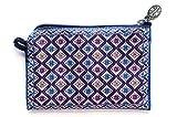 Oriental Carpet Woven Coin Change Purse- Bergama Collection