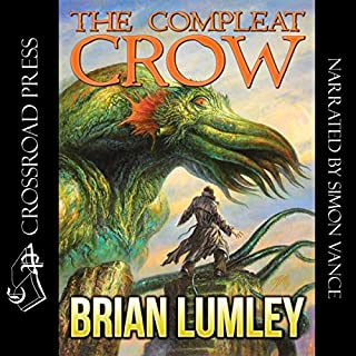 The Compleat Crow audiobook cover art