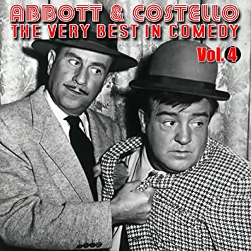 The Very Best In Comedy Vol. 4