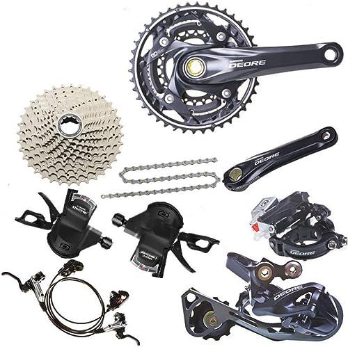 venta caliente Conjunto de Accesorios de Bicicleta de Montaña Montaña Montaña Shimano Original M6000 transmisión de Bicicleta de Montaña  envío rápido en todo el mundo