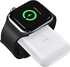 OIFEN for Apple Watch Wireless Charger, Portable iWatch Charger Magnetic Wireless Charger 1000mAh Power Bank for Apple Wat...
