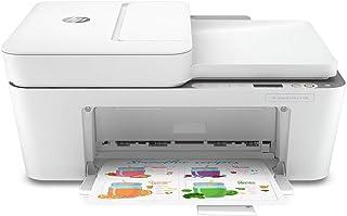 HP DeskJet Plus 4158 All-in-One Wireless Printer, Scan, Copy, Instant Ink Ready, 7FS76A (Renewed)