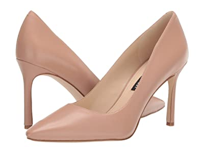 Nine West Emmala Pump (Blush Leather) Women