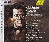 Mahler (Sinfonie Nr. 3: Live-Aufnahme)/Schubert und Webern (Montage)