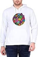 Swag Swami Unisex CottonCartoon AnimalsPrinted Hoodie | Hooded Sweatshirt