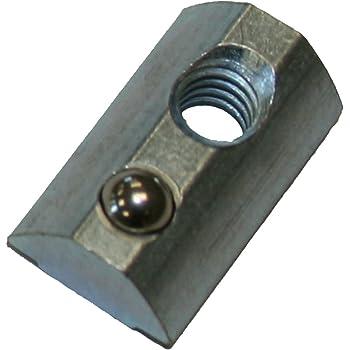 3203 80//20 Inc 15 Series 5//16-18 Standard Slide in T-Nut 10 Pack