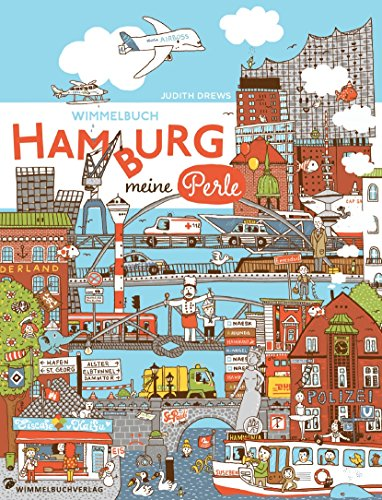 Hamburg-Wimmelbuch