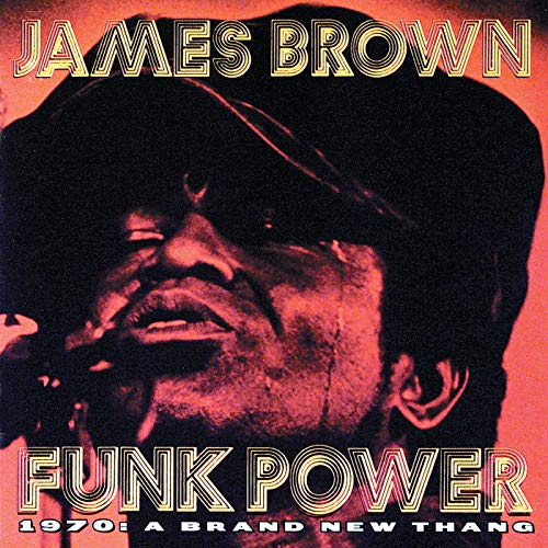 There Was A Time (I Got To Move) (1996 Funk Power Version) [feat. The Original J.B.s]