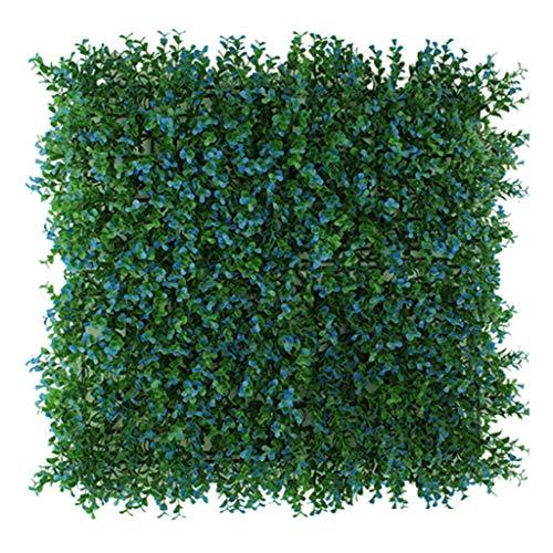 RDJSHOP Parete for Piante da siepe Artificiale, Pannello for Schermo for Privacy con Recinzione for siepe Artificiale Realistico e Spesso 20'X20, Decorazione murale for Interni ed Esterni