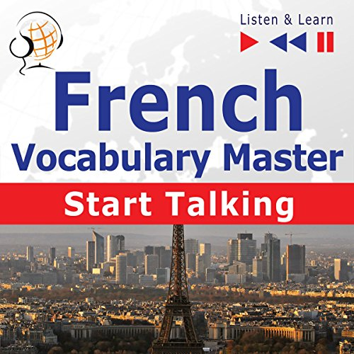 French Start Talking - Vocabulary Master. 30 Topics at Elementary Level A1-A2 cover art