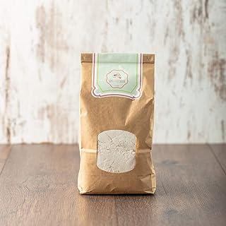 süssundclever.de Bio Kastanienmehl | 1 kg | gemahlene Esskastanien | plastikfrei und ökologisch-nachhaltig abgepackt