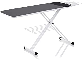 Reliable 320LB Home Ironing Board - 2-in-1 Home Ironing Table with Large 55 Inch Pressing Surface (Extended), Iron Board M...