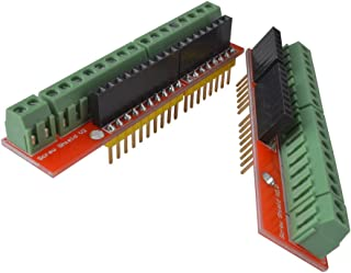 kuman Screw Shield Expansion Board for Arduino,UNO R3 KY02 (2PCS)
