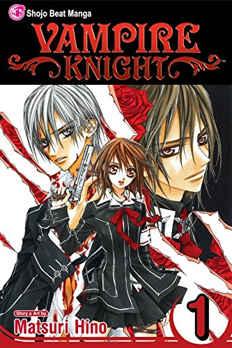 VAMPIRE KNIGHT TP VOL 01 CURR PTG (C: 1-0-0): v. 1 (Shojo beat manga)