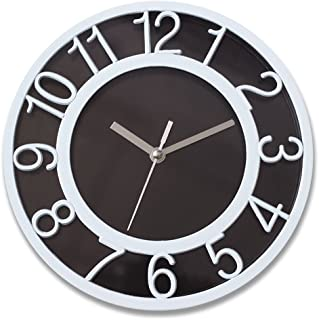 Amazing Silent Wall Clock, 8