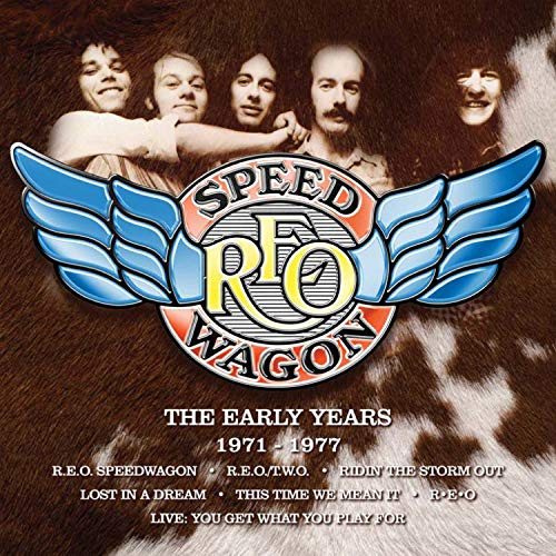 The Early Years 1971-1977 (Expanded 8cd Box Set)