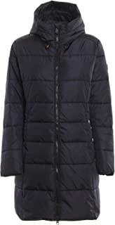 Save The Duck Luxury Fashion Womens D4311WMEGA900001 Black Coat | Fall Winter 19