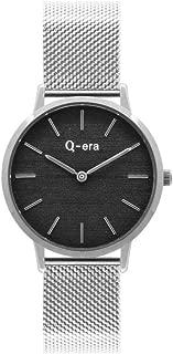 Q-era Silver Mesh Women's Watch - QV2801-109