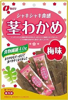 なとり 茎わかめ梅味 78g×5袋