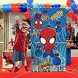 PANTIDE Spider Superhero Toss Ga...