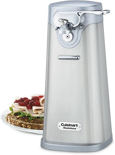 2021 Cuisinart outlet online sale SCO-60 Deluxe high quality Stainless Steel Can Opener outlet online sale