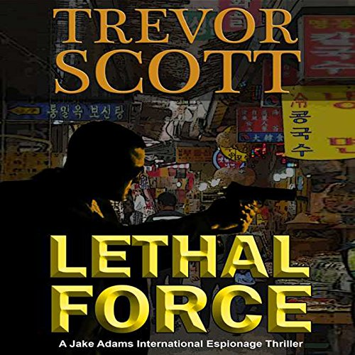 Lethal Force audiobook cover art