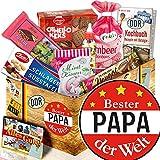 Süßigkeiten Box für Papa + Kultprodukte zum Verschenken + Geschenkidee Vater