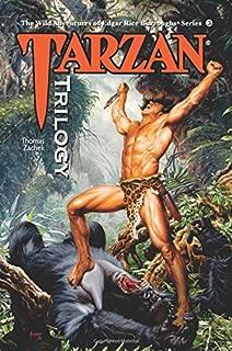 Tarzan Trilogy (The Wild Adventures of Edgar Rice Burroughs Series) (Volume 3)