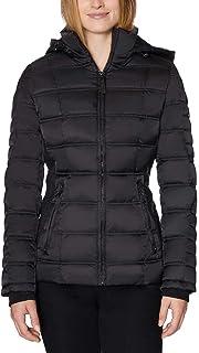 Nautica Ladies Puffer Jacket (L, Black)