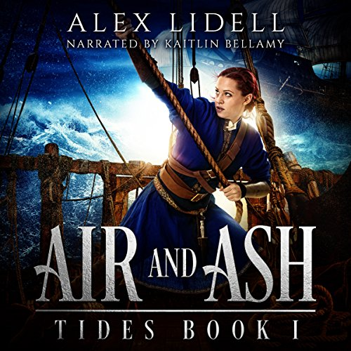 Air and Ash audiobook cover art