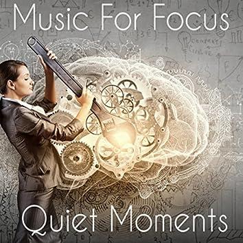 Music For Focus