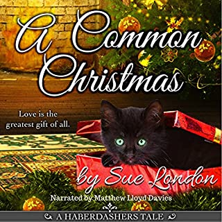 A Common Christmas cover art