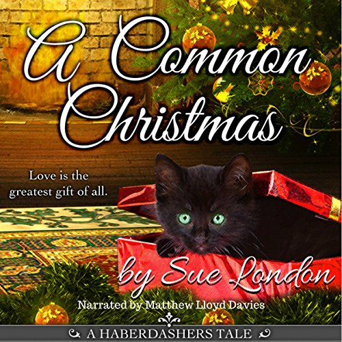 A Common Christmas audiobook cover art