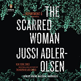 The Scarred Woman Titelbild