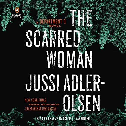 The Scarred Woman     Department Q, Book 7              Auteur(s):                                                                                                                                 Jussi Adler-Olsen                               Narrateur(s):                                                                                                                                 Graeme Malcolm                      Durée: 14 h et 26 min     26 évaluations     Au global 4,7