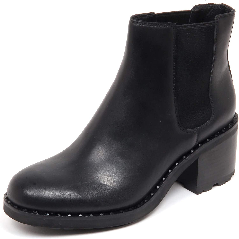 ASH F5784 Tronchetto damen schwarz XAO schuhe Stiefel schuhe schuhe Woman  Spielraum