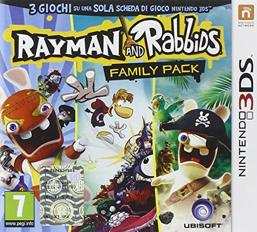 Rabbids & Rayman: Family Pack