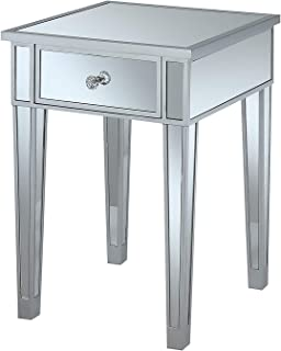 Best cheap mirrored end tables Reviews