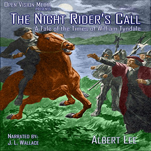 The Night Rider's Call audiobook cover art