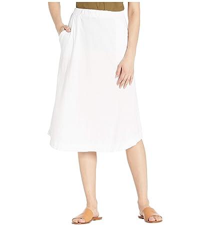 Fresh Produce Long Avery Skirt (White) Women