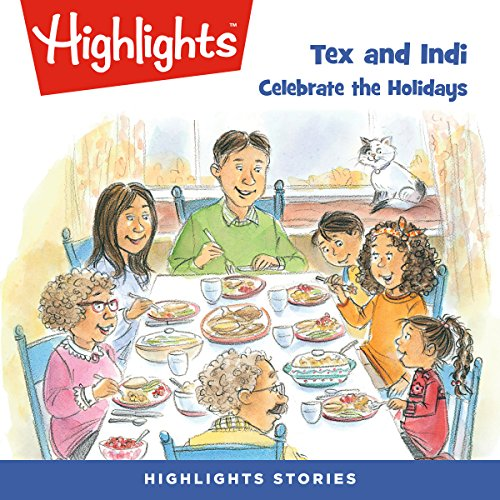 Tex and Indi: Celebrate the Holidays copertina